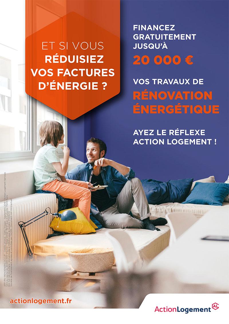 Action logement / Logement / Vie quotidienne - Communauté d
